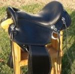 BEAUTIFUL ENDURANCE MODLE WITH TRAIL STIRRUPS